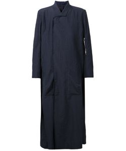 SIKI IM | Wool Long Duster Coat From