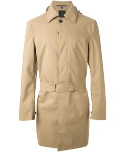 NORWEGIAN RAIN | Organic Cotton Blend Geneve Trench Coat From