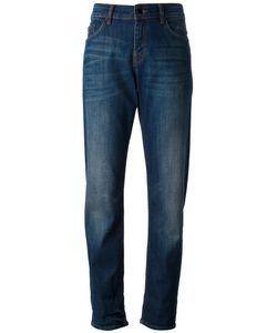 Victoria Beckham Denim | Stretch Cotton Boyfriend Jeans From