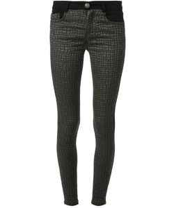 LUCA TAIANA | Patterned Skinny Jeans