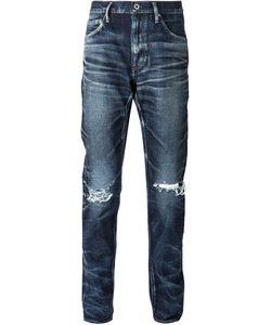 FDMTL | Distressed Slim Fit Jeans