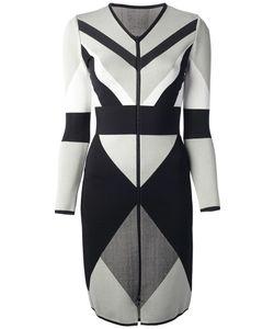 OCTAVIO PIZARRO | Платье С Панельным Дизайном