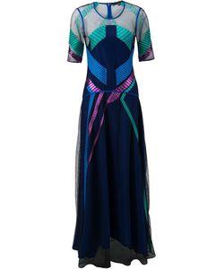 Ohne Titel | Длинное Платье С Декоративной Отделкой