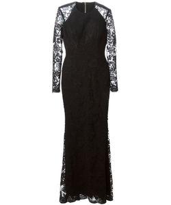 ALEX PERRY   Вечернее Платье Из Кружева Amaya