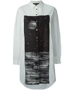 Marc by Marc Jacobs | Рубашка-Платье С Принтом Galaxy