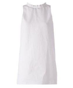 ATLANTIQUE ASCOLI | Платье С Рюшами На Линии Шеи