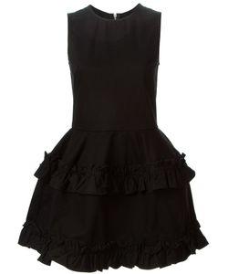 SIMONE ROCHA X J BRAND | Платье С Рюшами