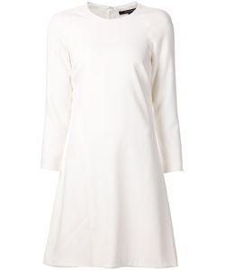 Wes Gordon | Платье-Шифт С Длинными Рукавами