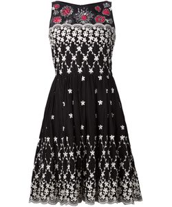 Libertine | Cotton Embroidered And Embellished Dress From