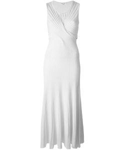 Ohne Titel | Длинное Платье С Плиссированными Деталями