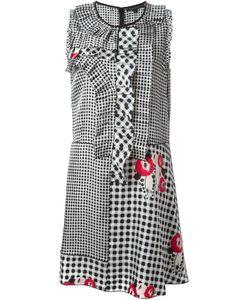 Marc Jacobs | Платье Без Рукавов В Клетку