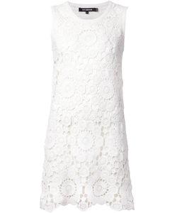 Tess Giberson | Платье Крючком С Цветочным Узором