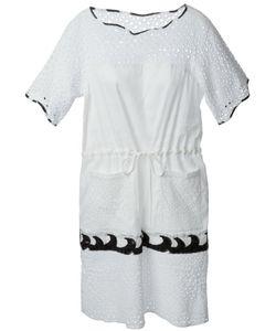 Tsumori Chisato | Платье С Перфорированным Дизайном