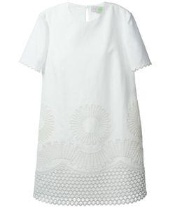 Stella Mccartney | Платье С Вышивкой