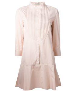 Nina Ricci | Платье С Ребристыми Панелями
