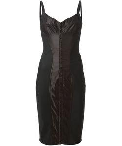Dolce & Gabbana | Облегающее Платье-Корсет