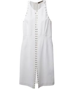 Roberto Cavalli | Платье С Люверсами