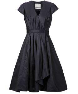 Jason Wu   Пышное Платье С Запахом