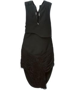 VIOLANTE NESSI | Платье С Асимметричным Подолом