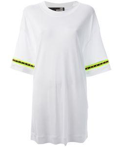 Love Moschino | Платье-Шифт С Декорированными Манжетами