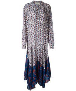 Stella Mccartney | Платье С Цветочным Принтом