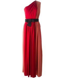 Lanvin | Вечернее Платье На Одно Плечо
