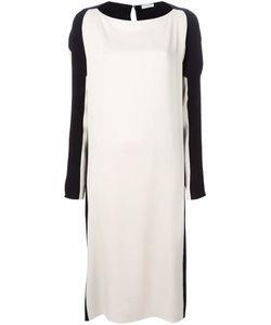 Vionnet | Платье Шифт С Черными Вставками