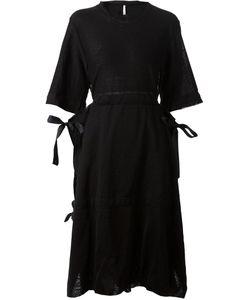 Boboutic | Платье С Разрезами На Завязках Сбоку