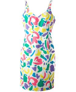 Moschino | Платье В Принт