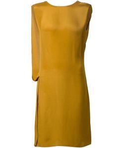 Lanvin | Платье С Драпированной Спинкой