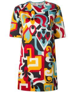 Dsquared2 | Платье С Круглым Вырезом