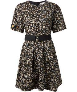 Marc Jacobs | Расклешенное Платье С Цветочным Принтом