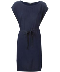 Zucca | Navy Loose Fit T-Shirt Dress From