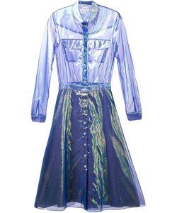 ALEXANDER LEWIS | Silk Suncrest Dress From