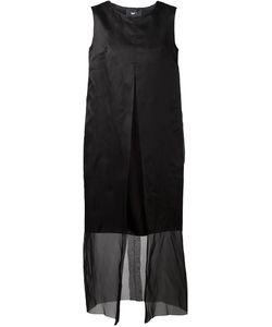 Yang Li | Многослойное Прозрачное Платье