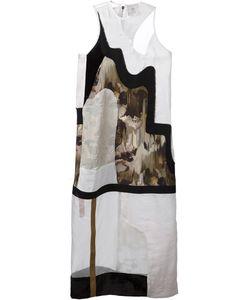 ANNE SOFIE MADSEN | Платье-Шифт С Панельным Дизайном