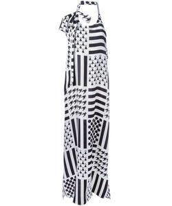 LA PRESTIC OUISTON | And Silk Marbella Dress From