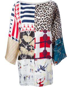 LA PRESTIC OUISTON | Silk Minimila Dress From