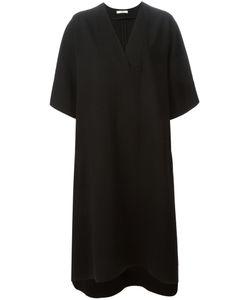 SYSTEM | Oversized V-Neck Dress
