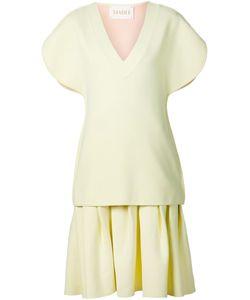 XIAO LI | Плиссированное Многослойное Платье
