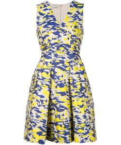 Philosophy | And Cotton Blend Flared Printed Dress From