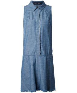 Proenza Schouler | Платье-Рубашка Из Шамбре