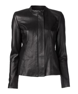 ODD. | Leather Panel Jacket From Odd
