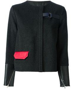 JAMIE WEI HUANG | Куртка С Контрастными Манжетами
