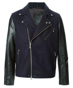 MKI MIYUKI ZOKU | Байкерская Куртка С Панельным Дизайном