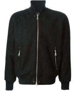 MKI MIYUKI ZOKU | Raglan Sleeve Varsity Jacket
