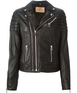 GOOSECRAFT | Leather Biker Jacket From