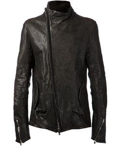 Incarnation | Байкерская Куртка С Асимметричной Молнией