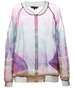 Manish Arora | Sheer Printed Jacket From