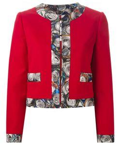 Moschino | Куртка С Принтом